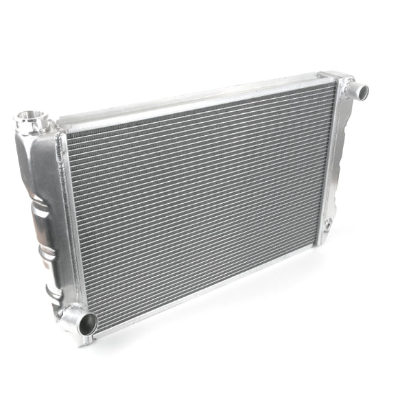 Top Street Performance Unversal Aluminum Radiator - Ford, 31