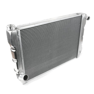 Top Street Performance Unversal Aluminum Radiator - Ford, 29""