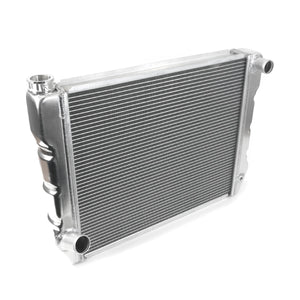 Top Street Performance Unversal Aluminum Radiator - Ford, 26""