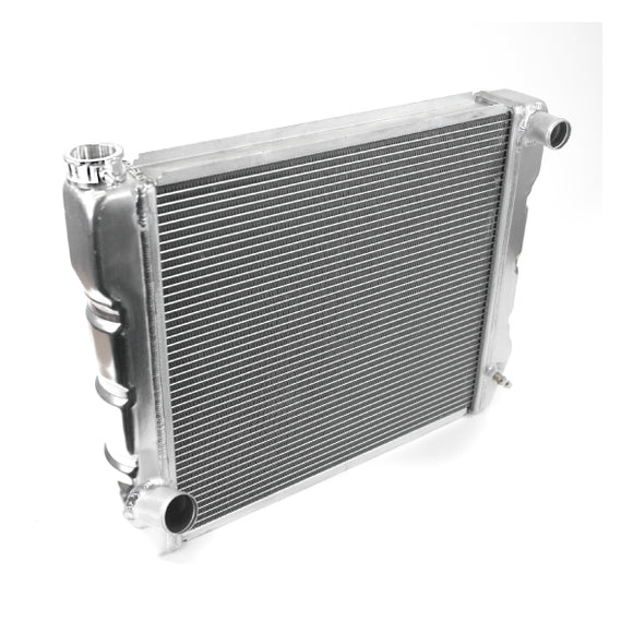 Top Street Performance Unversal Aluminum Radiator - Ford, 24