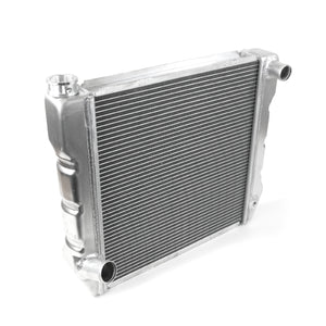 Top Street Performance Unversal Aluminum Radiator - Ford, 22""