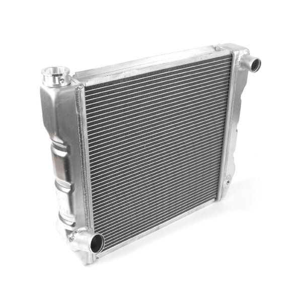 Top Street Performance Unversal Aluminum Radiator - Ford, 22