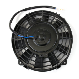 "Top Street Performance Universal Radiator Fan - Straight Blade - 8"" Black"
