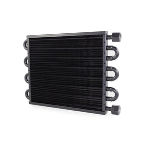 "Top Street Performance Transmission Oil Cooler - 10"" x 15 1/2"" w/ Flare Fitting"