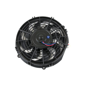 "Top Street Performance Pro Series Universal Radiator Fan - S-Blade - 10"" Black"