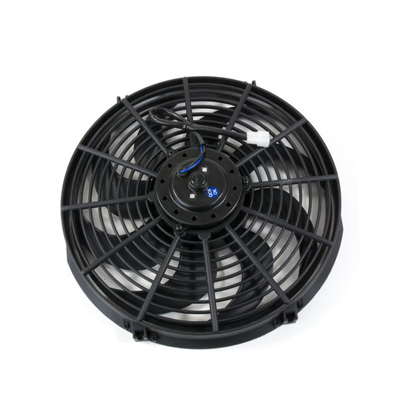 Top Street Performance Pro Series Universal Radiator Fan - S-Blade - 14