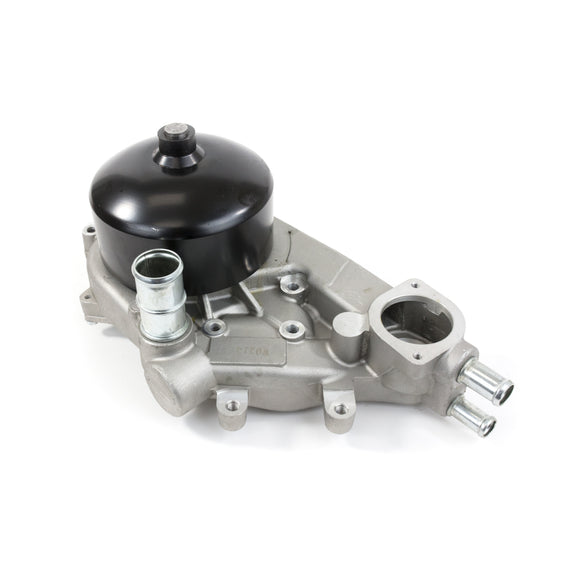 Top Street Performance Mechanical Water Pump - Aluminum, Satin - LS1, LS2, LS6 Car Engines