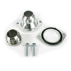 Top Street Performance Water Pump Adapter Kit - Aluminum, Chrome - LSX, -20AN