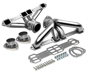 STAINLESS STEEL MOPAR PLYMOUTH BB 1959-78 383-440 HEADERS