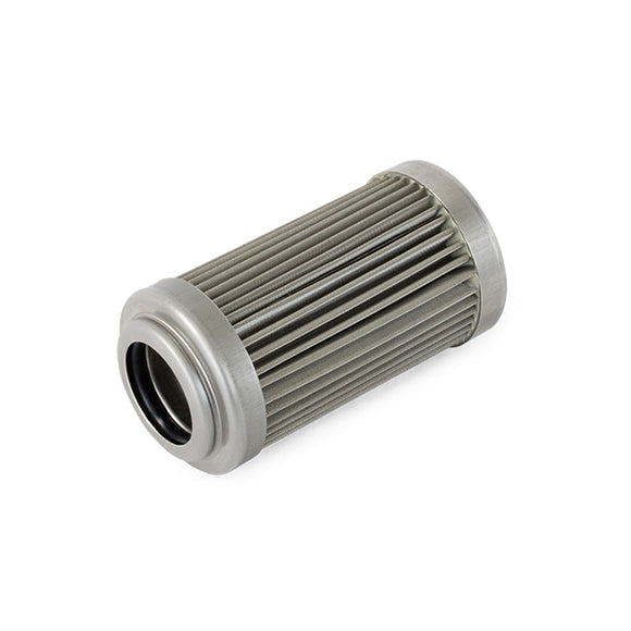 Top Street Performance Fuel Filter Element - 40 Micron Stainless Steel Element