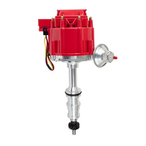 Top Street Performance HEI Distributor - Ford FE V8 (330-428) Cars and Light Duty Trucks, Red
