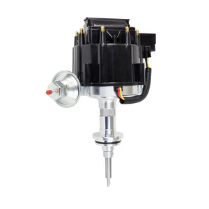 "Top Street Performance HEI Distributor - Chrysler Small Block ""LA"" V8 (273, 318, 340, 360), Black"