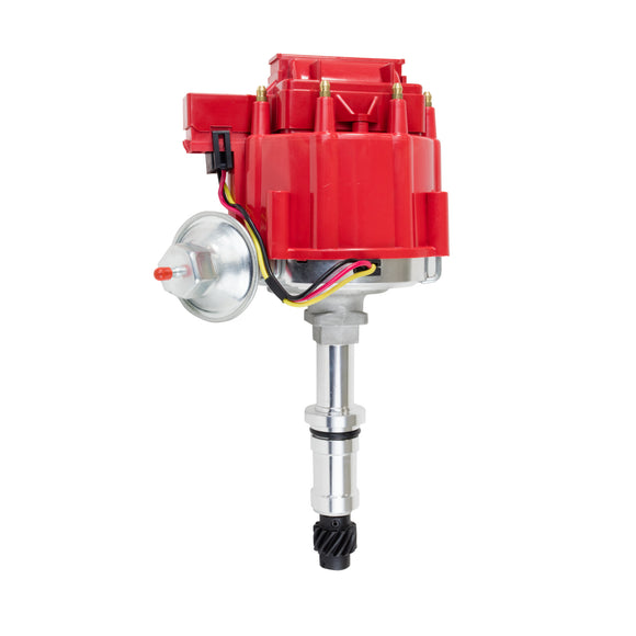 Top Street Performance HEI Distributor - Buick Big Block V8 (400, 430, 455), Red