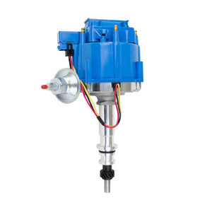 Top Street Performance HEI Distributor - Ford L6 Gen. 3 (144, 170, 200 from 1967-1974, 250), Blue