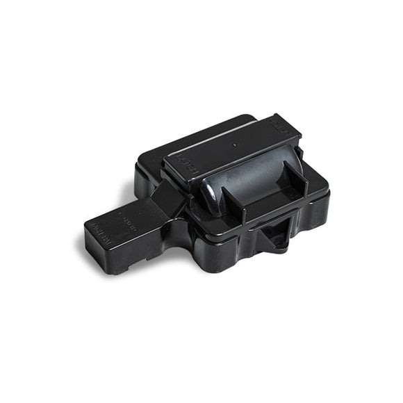 Top Street Performance HEI Distributor Coil Dust Cover - 6 Cylinder, Black