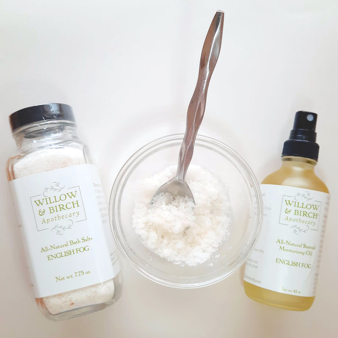 Victorian-Inspired Beauty Craft: Make Your Own Scented Body Scrub