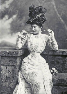 "Lillie Langtry Victorian ""Professional Beauty"""