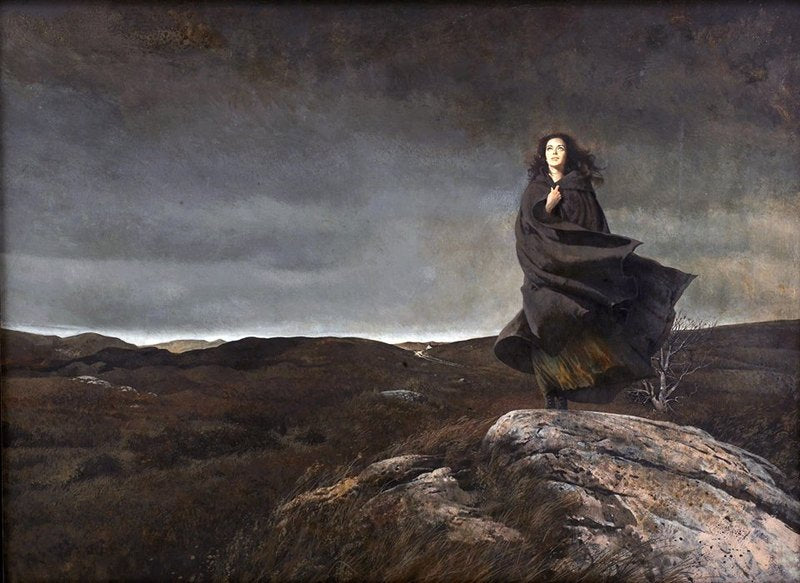 On the Moors: Inspirations from Emily Brontë's Victorian Classic