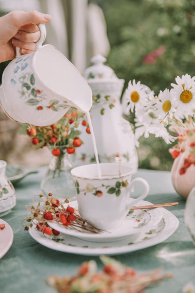 Tea Time! Host Your Own Victorian Tea Party