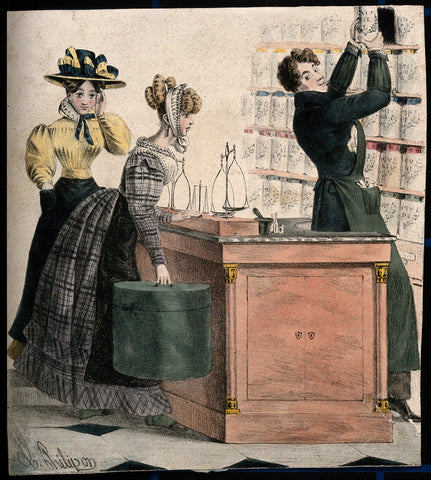 The Victorian apothecary
