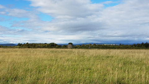 Culloden Battlefield, Inverness, Scotland