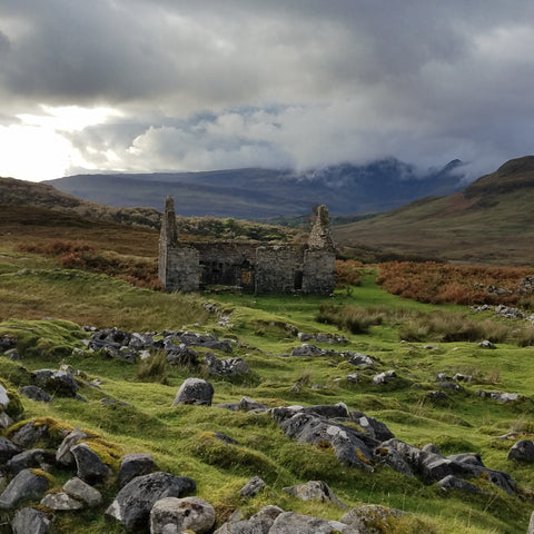 Clearance Villages Trail, Isle of Skye, Scotland