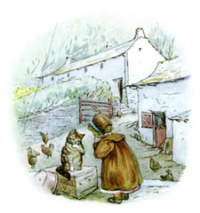 The Tale of Mrs. Tiggy-Winkle Beatrix Potter