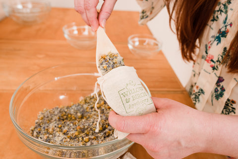 Willow & Birch Apothecary is a modern apothecary story selling modern apothecary products