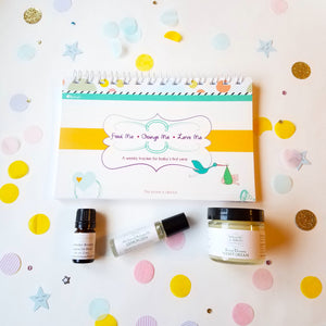 Perfectly Pampered New Mom Gift Set (Single Baby Set) Gifts - Willow & Birch Apothecary