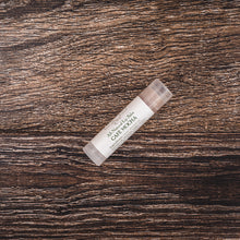 Cafe Mocha natural flavored moisturizing lip balm from Willow & Birch Apothecary