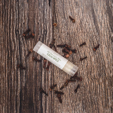 Chai Spice natural flavored moisturizing lip balm from Willow & Birch Apothecary