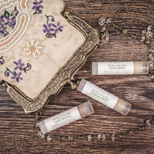 Natural flavored lip balms from Willow & Birch Apothecary