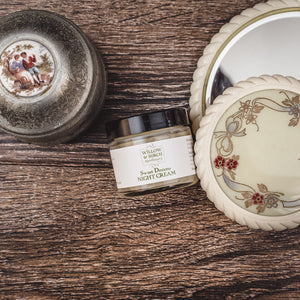 Sweet Dreams Night Cream natural moisturizing face cream  from Willow & Birch Apothecary