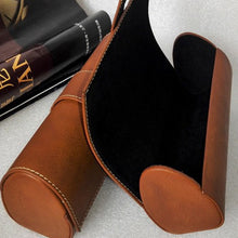 Durable PU Leather Glasses Case Eyeglasses Storage