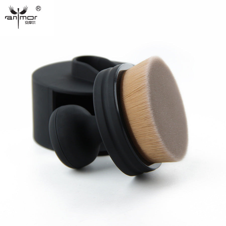 Foundation Brush Unique Design Makeup Brushes For Liquid Cosmetic Products
