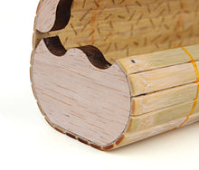 Handmade Unisex Bamboo Wooden Sunglasses Box Glasses Case