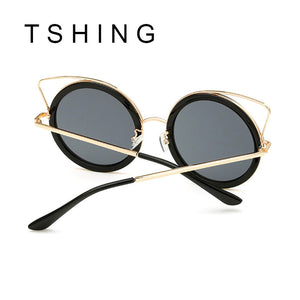 Cat Eye Sunglasses Women Fashion Vintage Eyewear UV Lens