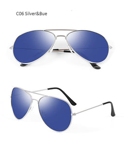 Fashion Oversized Aviation Sunglasses