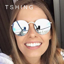 TSHING Superstar Vintage Rounded Glasses