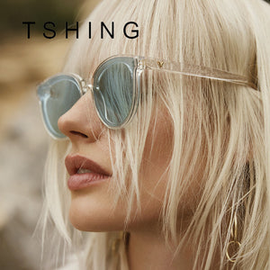 TSHING 2017 Clear Lens Sunglasses