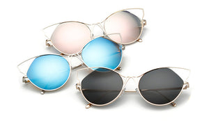 Famous Cat Eye Sunglasses - Vogue Style