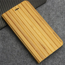 Natural Real Wood Case For iPhone 6 6s 7 Plus Luxury Case Genuine Wood