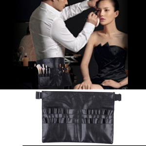 Makeup Waist Bag Salon Makeup Artist Cosmetic Brush Organizer