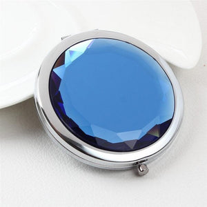 Portable Foldable Pocket Makeup Compact Mirror