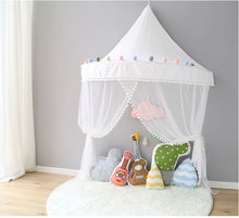 Children's Baby Play Tent Room Decor Canvas