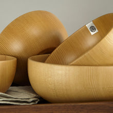 Burlywood Natural Wooden Bowls Handcrafted