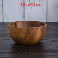 Log Bowl Tableware Dinnerware