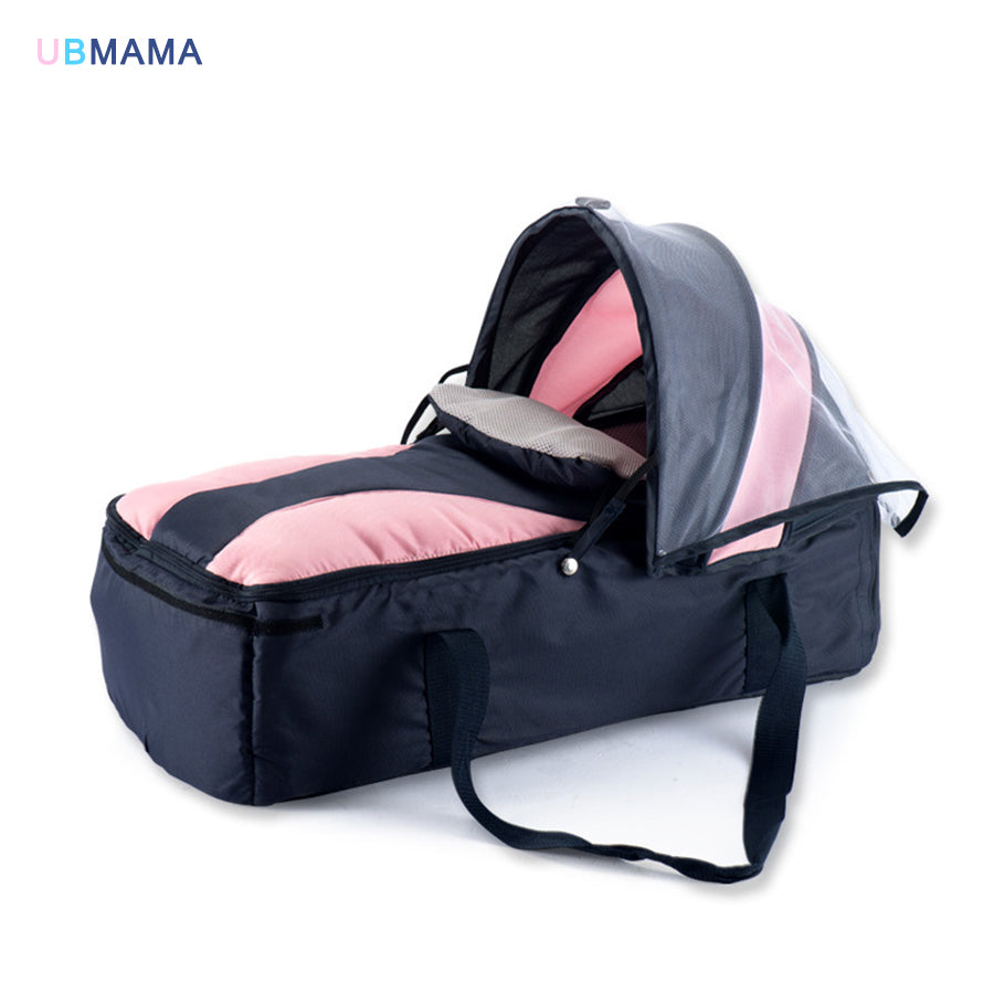 High-quality Portable Foldable Baby Bed for Travel 0-12 Mo