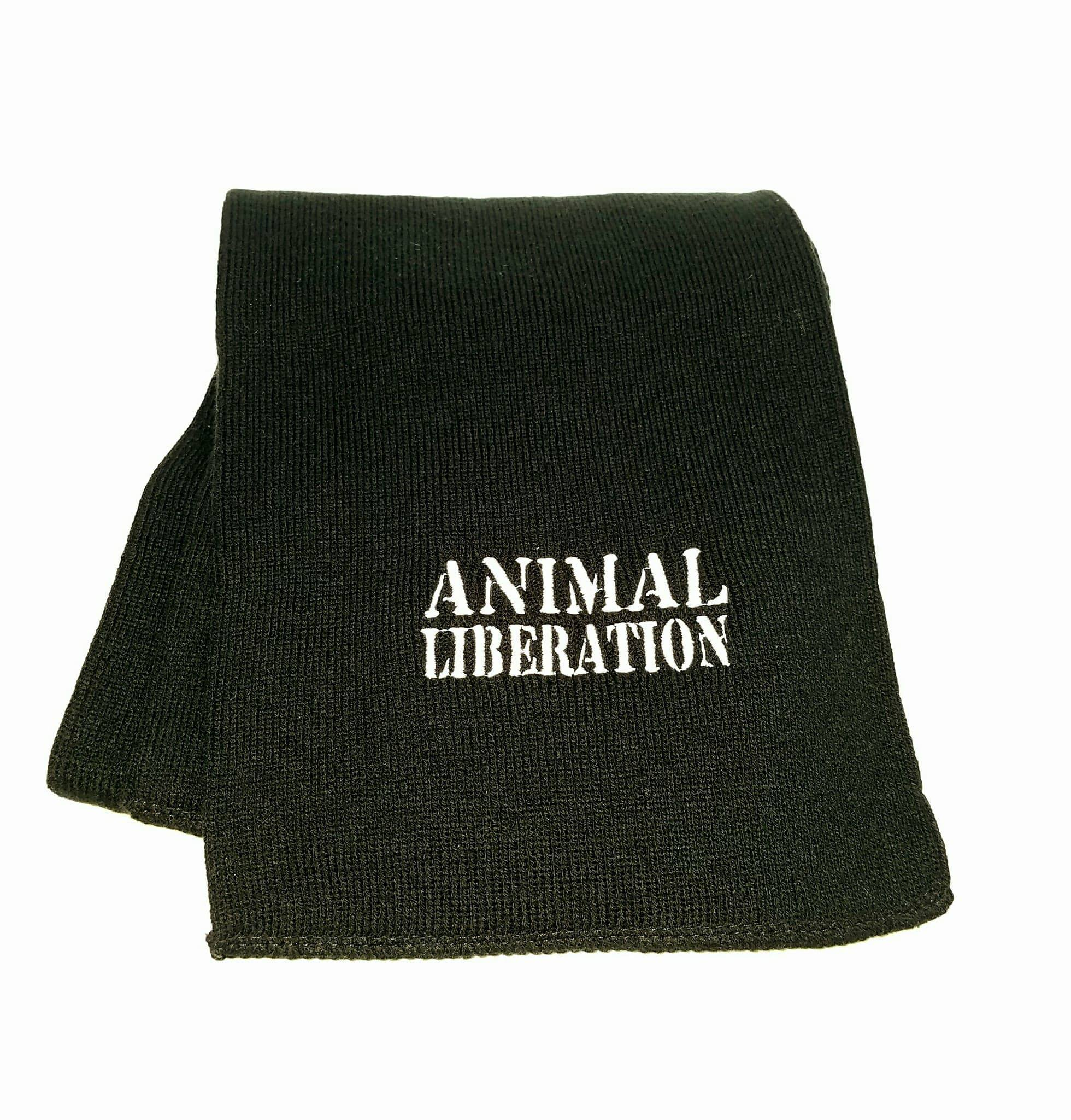 Animal Liberation Scarf