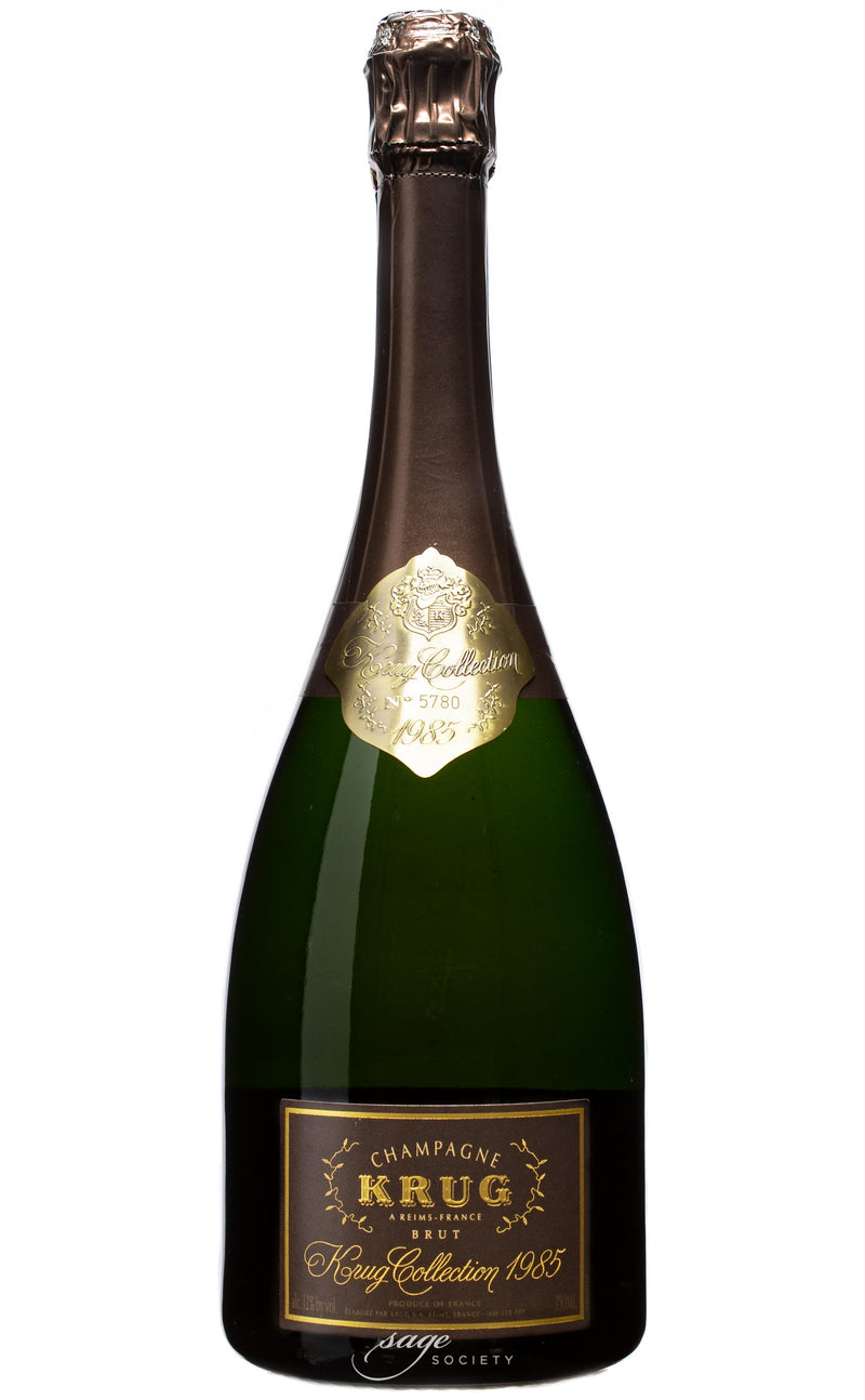 1985 Krug Champagne Vintage Brut Collection